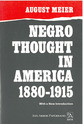 Cover image for 'Negro Thought in America, 1880-1915'