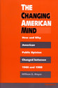 Cover image for 'The Changing American Mind'