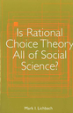 Cover image for 'Is Rational Choice Theory All of Social Science?'