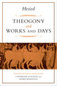 Cover image for 'Theogony and Works and Days'