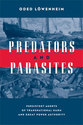 Cover image for 'Predators and Parasites'