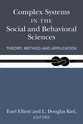 Cover image for 'Complex Systems in the Social and Behavioral Sciences'