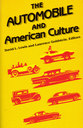 Cover image for 'The Automobile and American Culture'