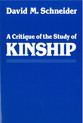 Cover image for 'A Critique of the Study of Kinship'