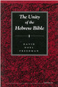 Cover image for 'The Unity of the Hebrew Bible'