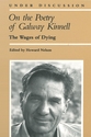 Cover image for 'On the Poetry of Galway Kinnell'