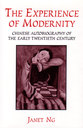 Cover image for 'The Experience of Modernity'
