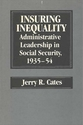 Cover image for 'Insuring Inequality'