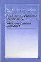 Cover image for 'Studies in Economic Rationality'
