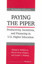 Cover image for 'Paying the Piper'