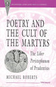 Cover image for 'Poetry and the Cult of the Martyrs'