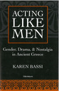 Cover image for 'Acting Like Men'