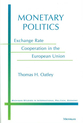 Cover image for 'Monetary Politics'