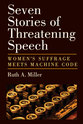 Cover image for 'Seven Stories of Threatening Speech'