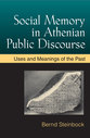 Cover image for 'Social Memory in Athenian Public Discourse'