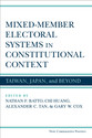 Cover image for 'Mixed-Member Electoral Systems in Constitutional Context'