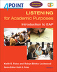 Cover image for '4 Point Listening for Academic Purposes'