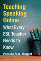 Cover image for 'Teaching Speaking Online'