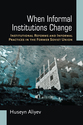 Cover image for 'When Informal Institutions Change'
