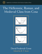 Cover image for 'The Hellenistic, Roman, and Medieval Glass from Cosa'