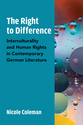 Cover image for 'The Right to Difference'