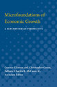 Cover image for 'Microfoundations of Economic Growth'