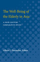 Cover image for 'The Well-Being of the Elderly in Asia'