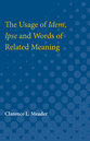Cover image for 'The Usage of Idem, Ipse and Words of Related Meaning'