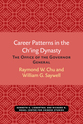Cover image for 'Career Patterns in the Ch'ing Dynasty'