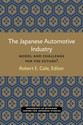 Cover image for 'The Japanese Automotive Industry'