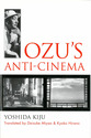 Cover image for 'Ozu's Anti-Cinema'