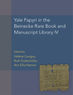 Cover image for 'Yale Papyri in the Beinecke Rare Book and Manuscript Library IV'