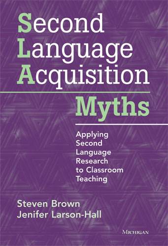 second language acquisition myths