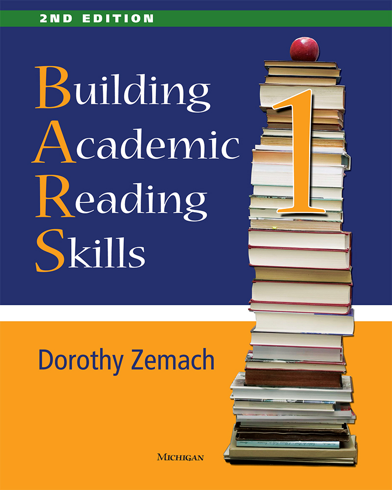- Building Academic Reading Skills, Book 1, 2nd Edition
