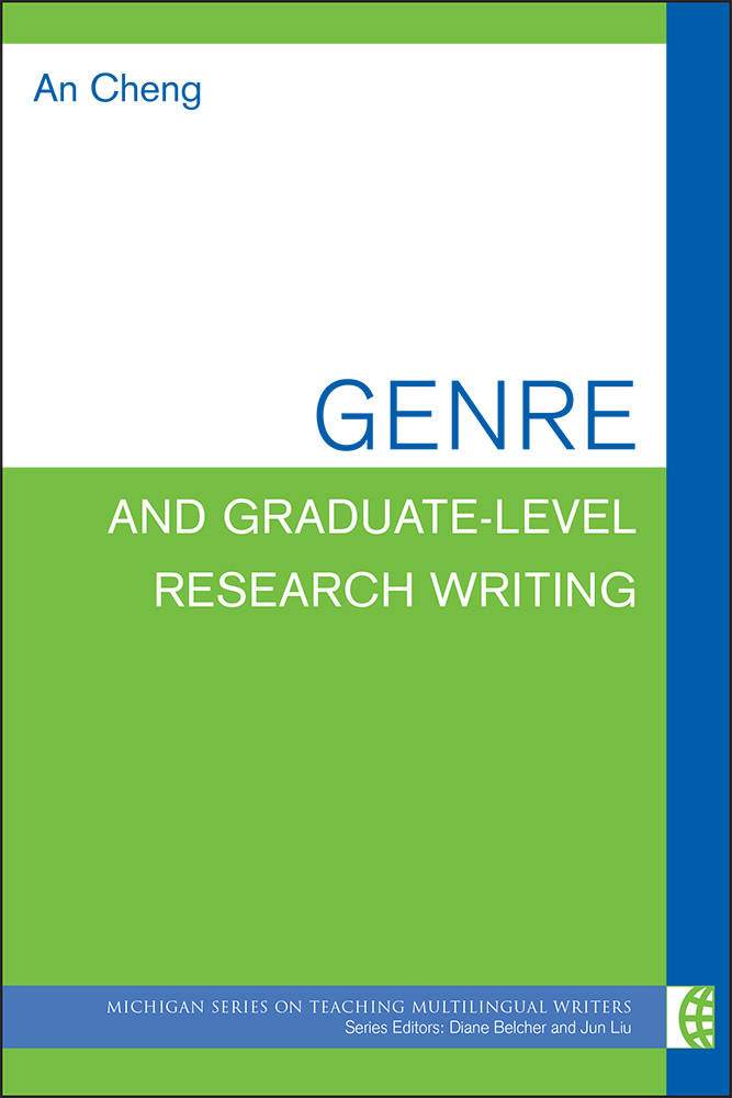 Book Cover For Genre And Graduate Level Research Writing