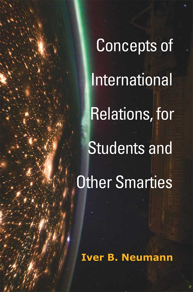 Concepts of International Relations, for Students and Other