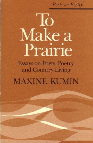"""maxine kumin essay Database of free english literature essays  """"woodchucks"""" by maxine kumin - essay in this poem """"woodchucks"""",."""