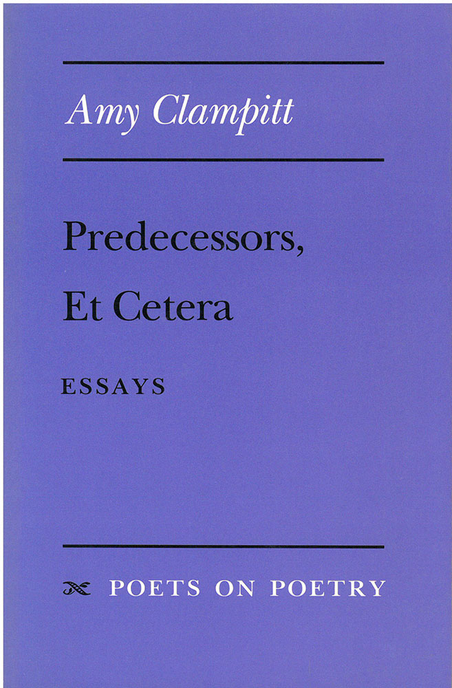 the nightingale and amy clampitts poem essay Often compared to the work of decidedly metaphysical poets like john donne, wallace stevens, and marianne moore, amy clampitt's poetry is, in comparison to that of most of her contemporaries, metaphorically dense, richly allusive, and structurally complex.