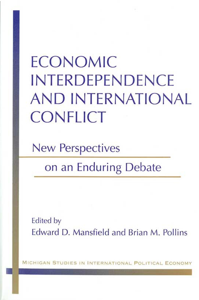 economic interdependence Read this essay on economic interdependence come browse our large digital warehouse of free sample essays get the knowledge you need in order to pass your classes and more.