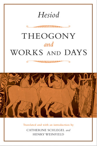 hesiod works and days essay This new, annotated translation of hesiod's works and days is a collaboration between david w tandy, a classicist, and walter neale, an economist and economic historian.