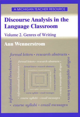 discourse analysis for language teachers: