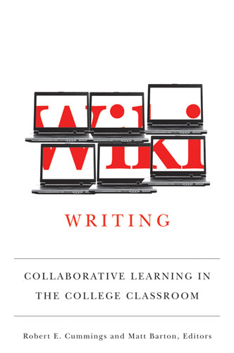 Collaborative Teaching Wiki ~ Wiki writing