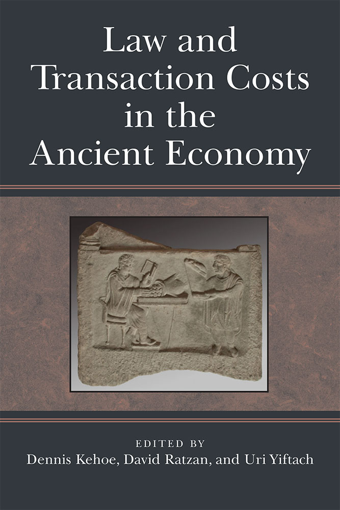 law and transaction costs in the ancient economy