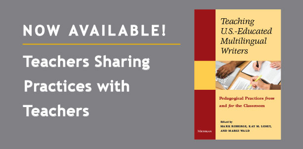Now Available! Teachers Sharing Practices with Teachers