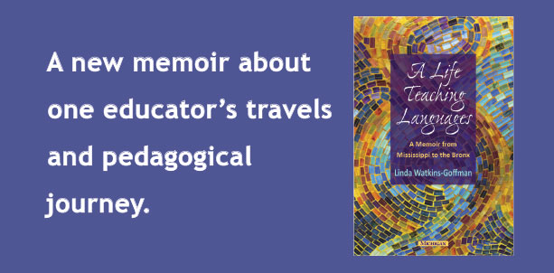A new memoir about one educator's travels and pedagogical journey.