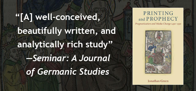 A well-conceived, beautifully written, and analytically rich study. ---Seminar: A Journal of Germanic Studies