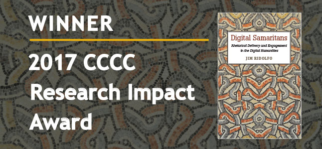 Winner: 2017 CCCC Research Impact Award