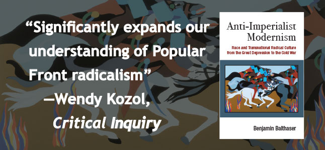 Significantly expands our understanding of Popular Front radicalism --Wendy Kozol, Critical Inquiry