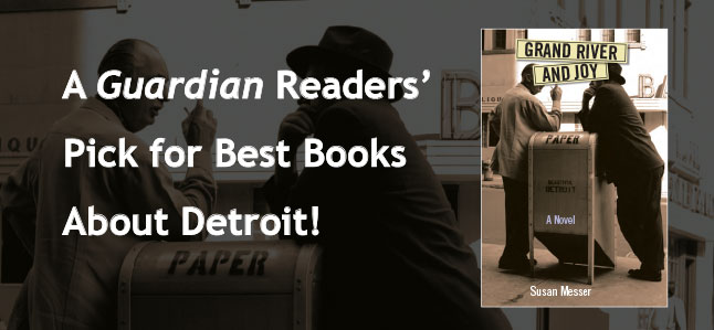 A Guardian Reader's Pick for Best Book About Detroit