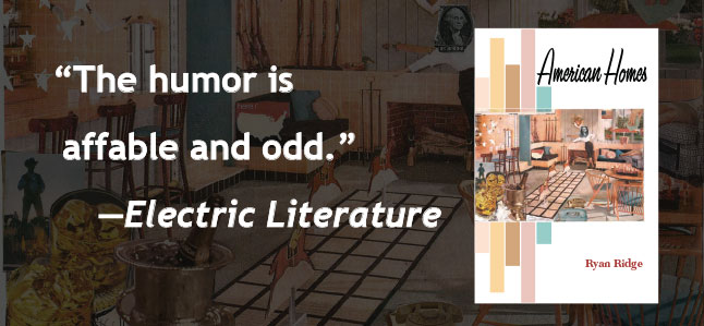 The humor is affable and odd. ---Electric Literature